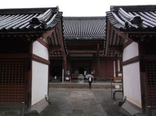 東寺夜叉神堂