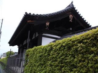 東寺蓮花門
