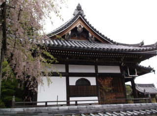 善峯寺薬師堂