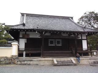 清涼寺薬師堂