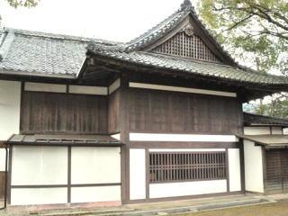 清涼寺狂言堂