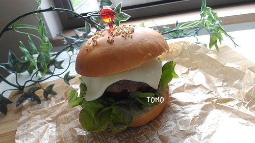 2018手作りハンバーガー