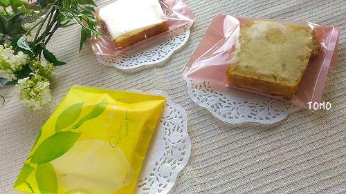 カスタードと栗のパウンドケーキ