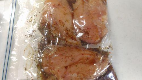 しっとり鶏胸肉1