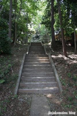 七社神社(八王子市谷野町)2