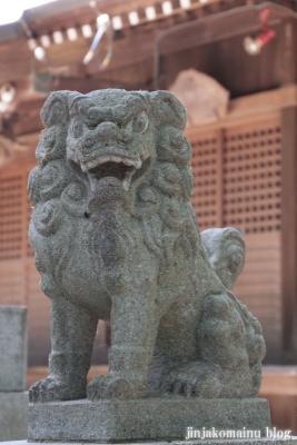 七社神社(八王子市谷野町)3