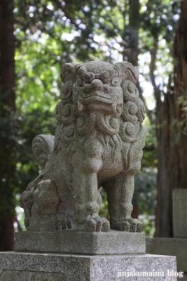 七社神社(八王子市谷野町)4
