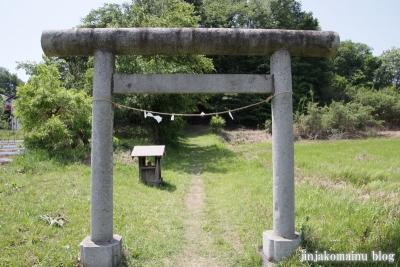 七社神社(八王子市谷野町)1