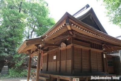 七社神社(八王子市谷野町)7