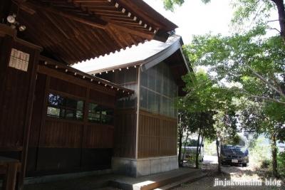 七社神社(八王子市谷野町)8