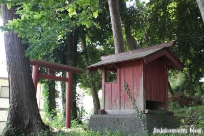 七社神社(八王子市谷野町)9