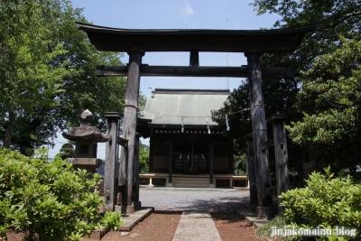 天神神社(八王子市梅坪町)1