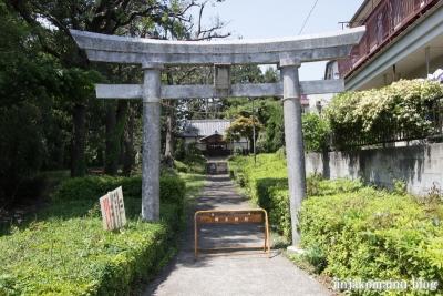 埼玉神社(八王子市宇津木町)2