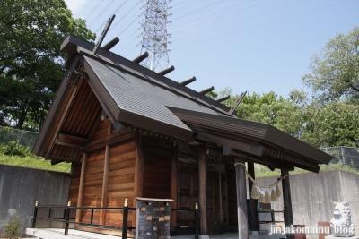 新明神社(八王子市左入町)8