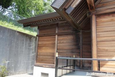 新明神社(八王子市左入町)9