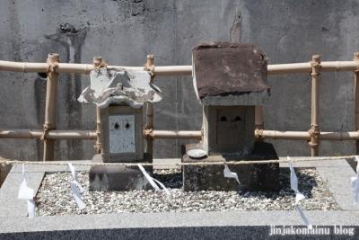 新明神社(八王子市左入町)10