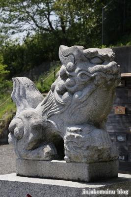 新明神社(八王子市左入町)6