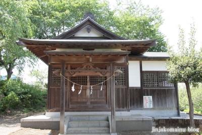 八幡神社(八王子市尾崎町)3