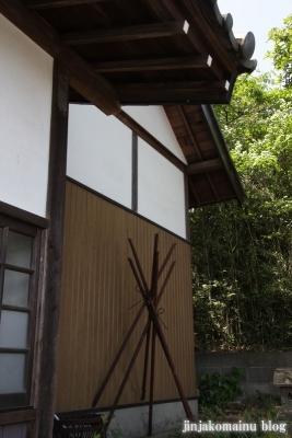 日月神社(八王子市大谷町)8