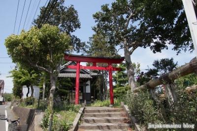 日月神社(八王子市大谷町)1
