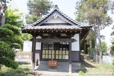 日月神社(八王子市大谷町)4