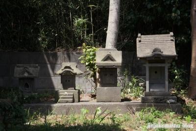 日月神社(八王子市大谷町)7