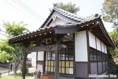 日月神社(八王子市大谷町)9