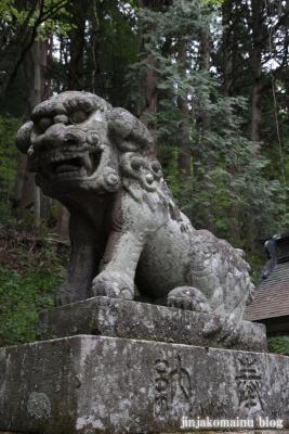 戸隠神社 宝光社(長野市戸隠)7