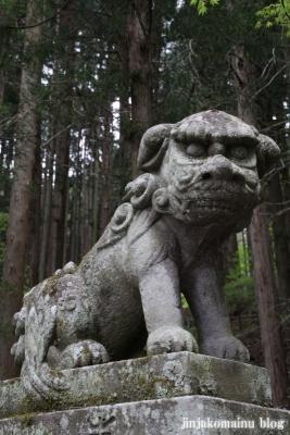 戸隠神社 宝光社(長野市戸隠)11