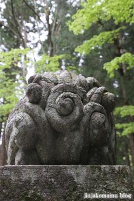 戸隠神社 宝光社(長野市戸隠)9
