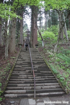 戸隠神社 宝光社(長野市戸隠)16