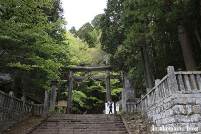 戸隠神社 宝光社(長野市戸隠)1