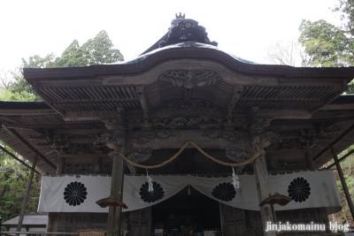 戸隠神社 宝光社(長野市戸隠)17
