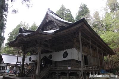 戸隠神社 宝光社(長野市戸隠)18