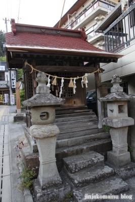 温泉神社 ( 鹿教湯温泉)3