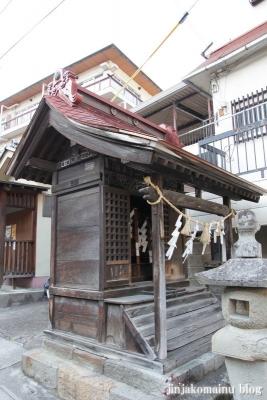 温泉神社 ( 鹿教湯温泉)4