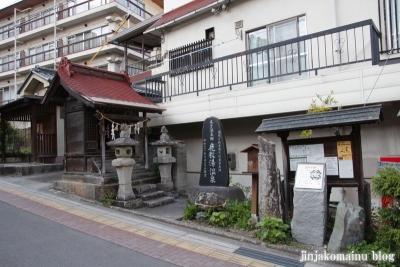 温泉神社 ( 鹿教湯温泉)1