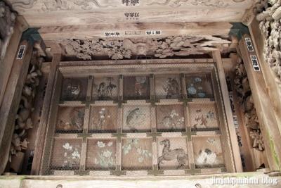 有明山神社(安曇野市穂高有明)13