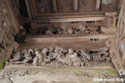 有明山神社(安曇野市穂高有明)15