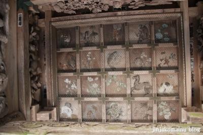 有明山神社(安曇野市穂高有明)18