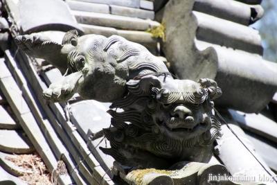 有明山神社(安曇野市穂高有明)32