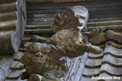 有明山神社(安曇野市穂高有明)33