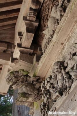 有明山神社(安曇野市穂高有明)48