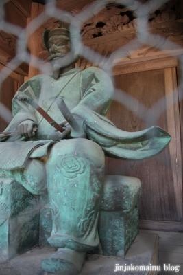 有明山神社(安曇野市穂高有明)12