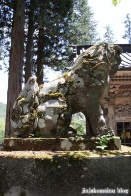 有明山神社(安曇野市穂高有明)24