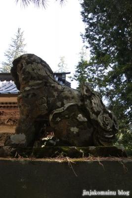 有明山神社(安曇野市穂高有明)28