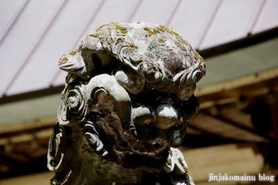 有明山神社(安曇野市穂高有明)30