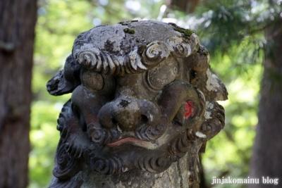 有明山神社(安曇野市穂高有明)31