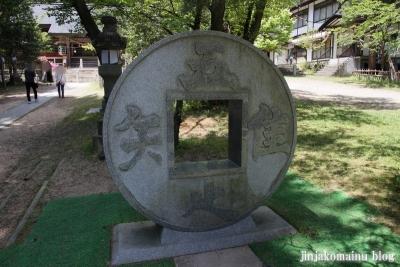 有明山神社(安曇野市穂高有明)36
