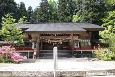 有明山神社(安曇野市穂高有明)37